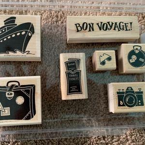 Bon Voyage! Stampin Up Set